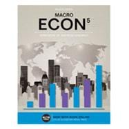 ECON MACRO (with Online, 1 term (6 months) Printed Access Card)