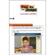 You Be the Judge Online Access Card