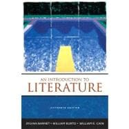Introduction to Literature : Fiction, Poetry and Drama