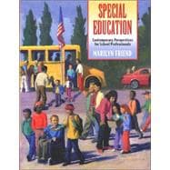 Special Education : Contemporary Perspectives for School Professionals, MyLabSchool Edition