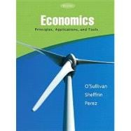 Economics : Principles, Applications and Tools and MyEconLab Student Access Code Card