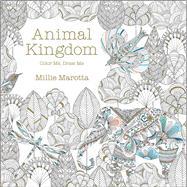 Animal Kingdom Color Me, Draw Me