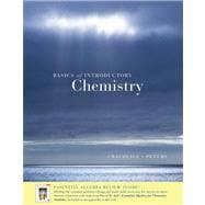 Basics of Introductory Chemistry with Math Review (with Printed Access Card ThomsonNOW )