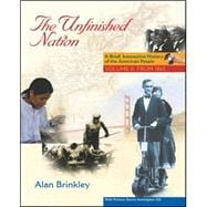 Unfinished Nation, Brief Volume 2 -Text Only