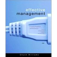 Effective Management A Multimedia Approach (with Access Certificate)
