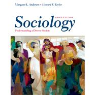 Sociology: Understanding a Diverse Society With Infotrac
