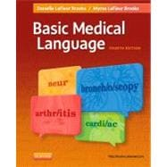 Basic Medical Language (Book with Access Code)