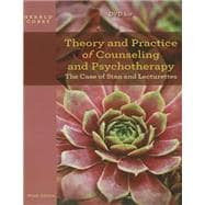 DVD: The Case of Stan and Lecturettes for Theory and Practice of Counseling and Psychotherapy