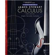 Study Guide for Stewart's Single Variable Calculus, 8th