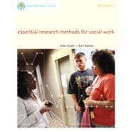 Brooks/Cole Empowerment Series: Essential Research Methods for Social Work