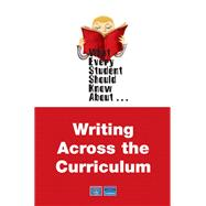 What Every Student Should Know About... Writing Across the Curriculum