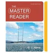 Master Reader, The with NEW MyReadingLab with eText -- Access Card Package