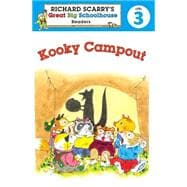 Richard Scarry's Readers (Level 3): Kooky Campout