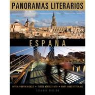 Panoramas literarios Espana