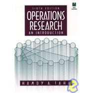 Operations Research : An Introduction