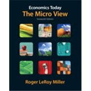 Economics Today: The Micro View & Myeconlab Student Access Code Card
