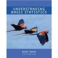 Technology Guide Excel for Brase/Brase's Understanding Basic Statistics, Brief, 5th
