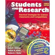 Students And Research: Practical Strategies For Science Classrooms And Competitions