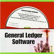 General Ledger Software for Warren/Reeve/Duchac's Financial & Managerial Accounting, 11th, Corporate Financial Accounting, 11th, and Managerial Accounting, 11th
