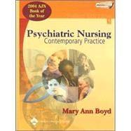 Psychiatric Nursing Contemporary Practice
