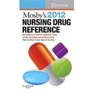 Mosby's Nursing Drug Reference 2012