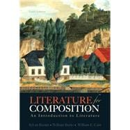 Literature for Composition An Introduction to Literature