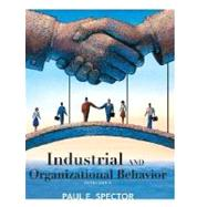 Industrial and Organizational Psychology: Research and Practice, 5th Edition