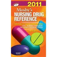 Mosby's Nursing Drug Reference 2011