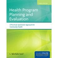 Health Program Planning & Evaluation