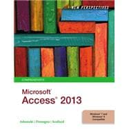 New Perspectives on Microsoft� Access 2013, Comprehensive