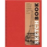 Sketchbook (Basic Large Spiral Red)
