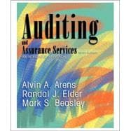 Auditing and Assurance Services and Enron Case Package
