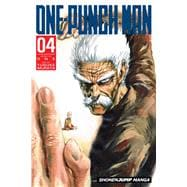 One-Punch Man, Vol. 4 9781421569208R