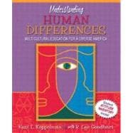 Understanding Human Differences : Multicultural Education for a Diverse America, MyLabSchool Edition