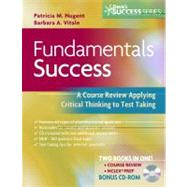 Fundamentals Success : A Course Review Applying Critical Thinking to Test Taking