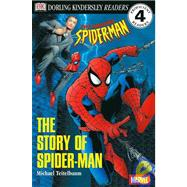 The Story of Spider-Man 9780789479211R