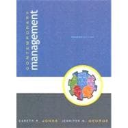 Contemporary Management 4th Edition with Student DVD & Premium OLC Content Card