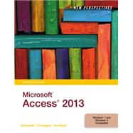 New Perspectives on Microsoft Access 2013, Introductory