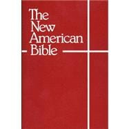 New American Bible: Revised New Testament, Greenland, Softcover, Red
