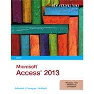 New Perspectives on Microsoft Access 2013, Brief