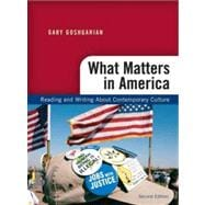 What Matters in America