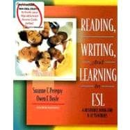 Reading, Writing and Learning in ESL: A Resource Book for K-12 Teachers, MyLabSchool Edition