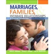 Marriages, Families, and Intimate Relationships Plus NEW MySocLab with eText -- Access Card Package