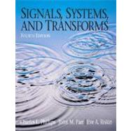 Signals, Systems, and Transforms