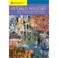 Cengage Advantage Books: World History, Before 1600 The Development of Early Civilizations, Volume I, Compact Edition