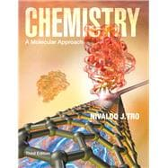 Chemistry: A Molecular Approach