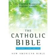 The Catholic Bible, Personal Study Edition New American Bible