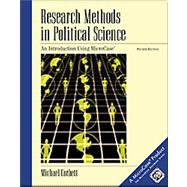 Research Methods In Political Science: Intro Use Microcase