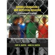 Juvenile Delinquency and Antisocial Behavior : A Developmental Perspective