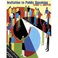 Invitation to Public Speaking, Preview Edition (with CD-ROM and InfoTrac)